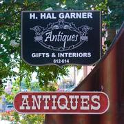 About H. Hal Garner Antiques & Interiors
